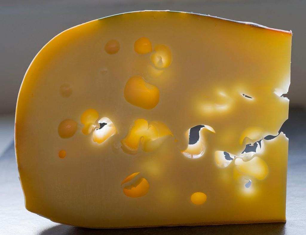 Búrið - Cheese