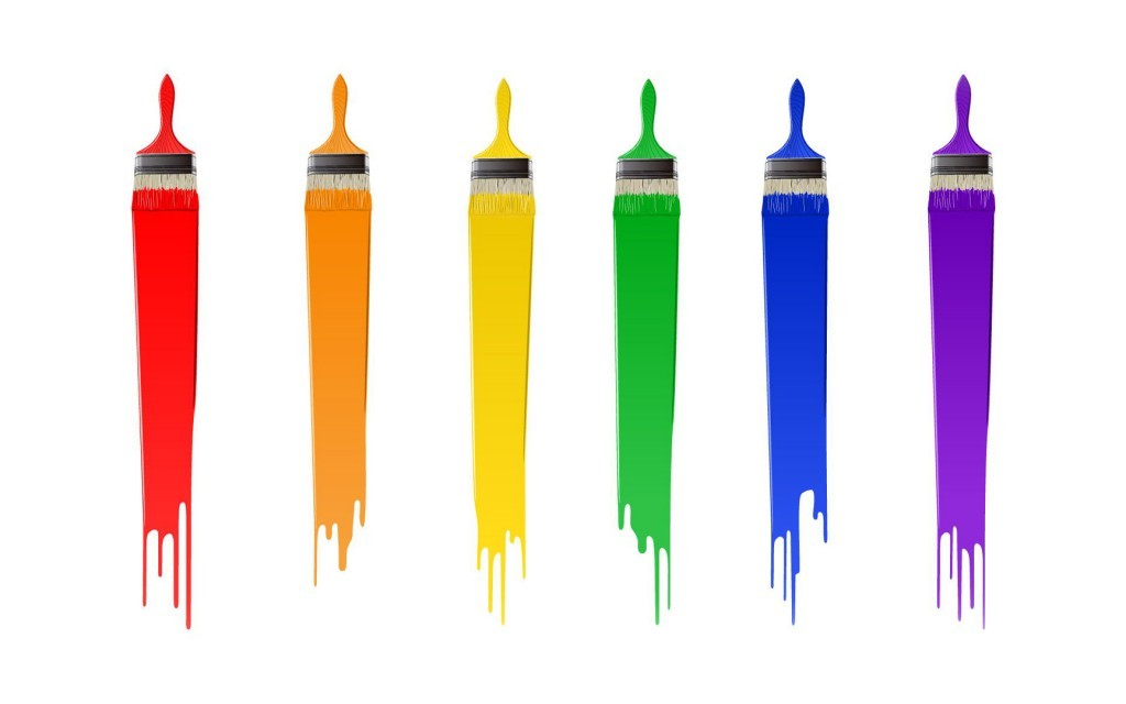colorful-paint-brushes